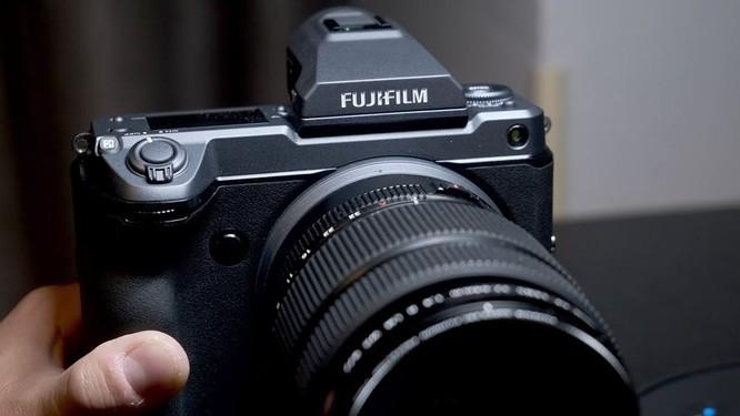 Fujifilm công bố máy ảnh Medium Format GFX100: 102MP, chống rung IBIS, giá 10.000 USD ảnh 6