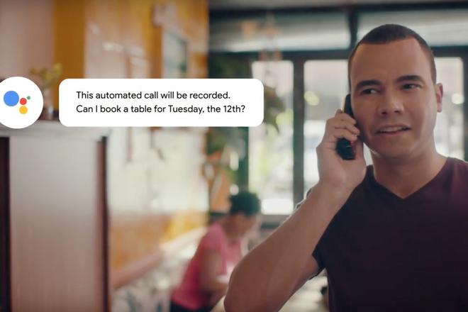Rất nhiều cuộc gọi bằng Google Duplex được thực hiện bởi con người chứ không phải AI ảnh 2