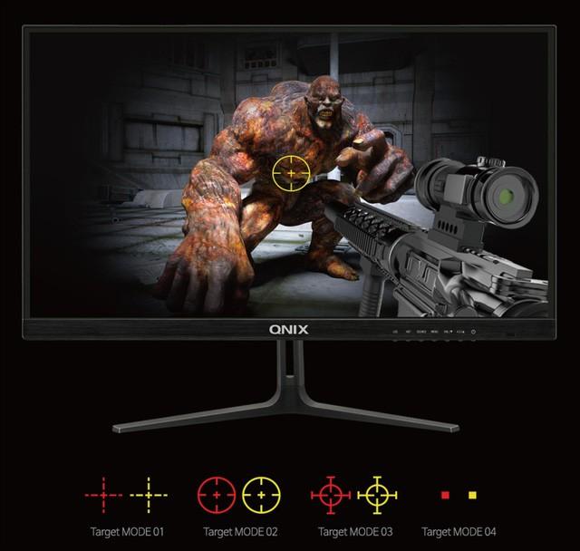 4 chế độ ngắm bắn giúp game thủ chinh phục mục tiêu nhanh gọn