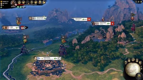 Đánh giá game Total War: Three Kingdoms ảnh 2