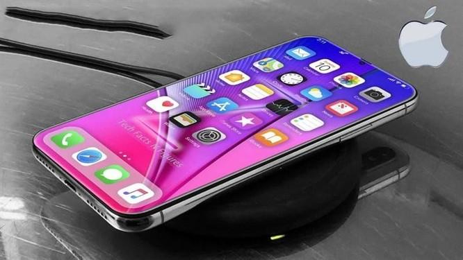 iPhone 2020 tích hợp FaceID và TouchID toàn màn hình, hỗ trợ 5G, camera 3D ảnh 1