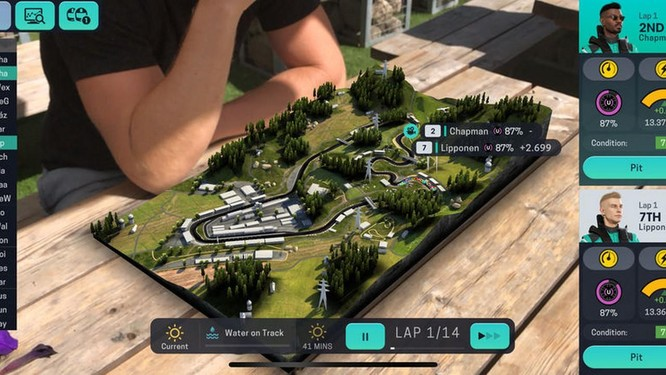 Đang miễn phí game Motorsport Manager Mobile 3, mời bạn tải về ảnh 1