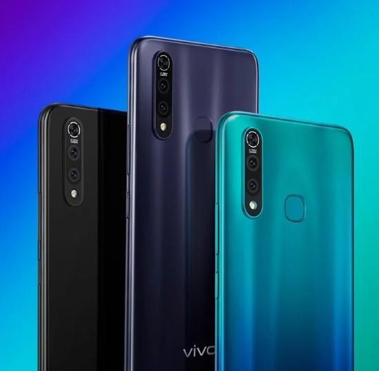 Vivo Z5x: Sẽ có màn hình đục lỗ, ba màu và SD710 ảnh 2