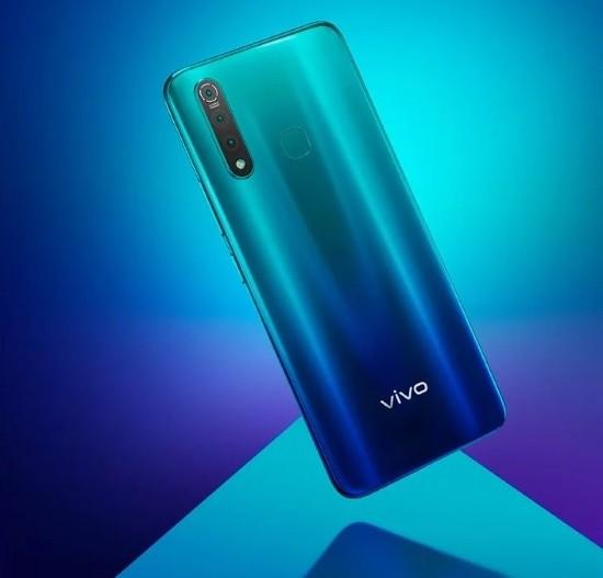 Vivo Z5x: Sẽ có màn hình đục lỗ, ba màu và SD710 ảnh 3