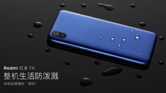 Xiaomi ra mắt Redmi 7A: gia tăng quân số ở phân khúc giá siêu rẻ ảnh 1
