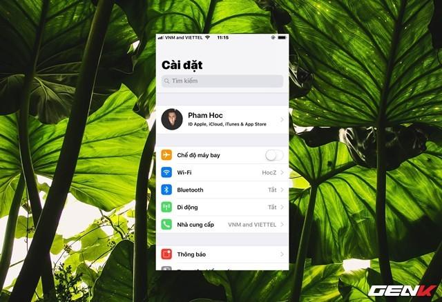 Gợi ý khắc phục lỗi không thể gửi được tin nhắn iMessage trên iPhone ảnh 2