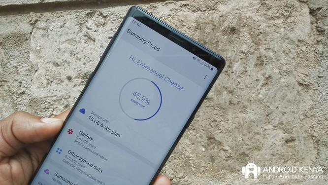 Samsung Cloud miễn phí cho tài khoản mới sẽ bị giảm từ 15GB xuống 5GB ảnh 1
