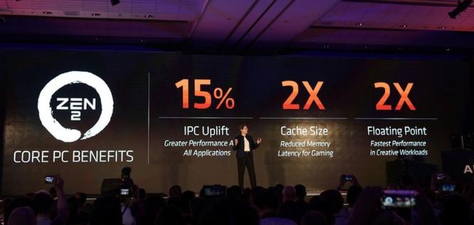 AMD gây sốt khi giới thiệu Ryzen 9: CPU 12 nhân, PCIe 4.0, giá 499 USD ảnh 3