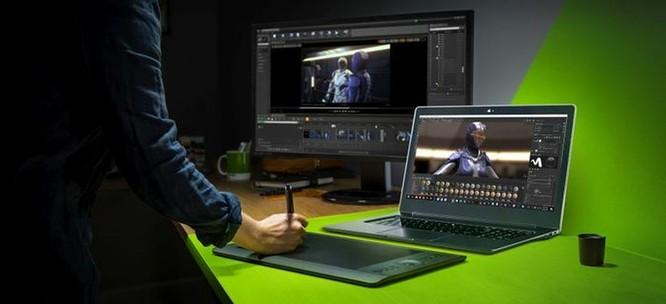 Computex 2019: Nvidia công bố dòng laptop Studio, cạnh tranh với Macbook Pro 15 inch ảnh 1