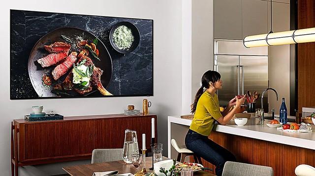 Top 4 TV Samsung màn hình lớn đáng mua ảnh 1