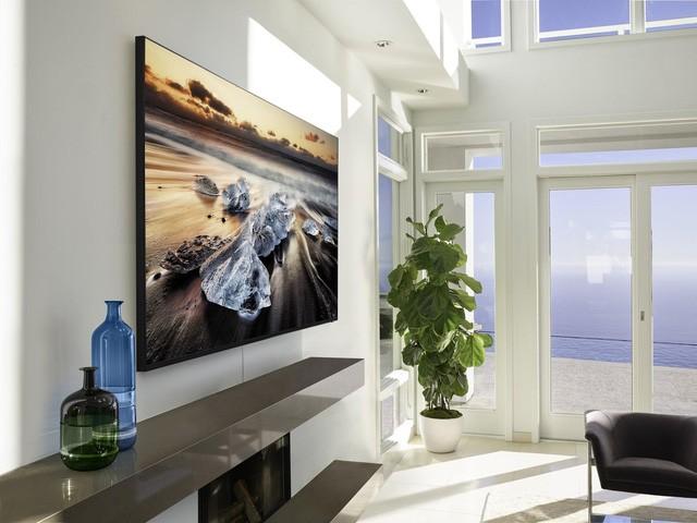 Top 4 TV Samsung màn hình lớn đáng mua ảnh 2