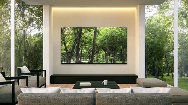Top 4 TV Samsung màn hình lớn đáng mua ảnh 3