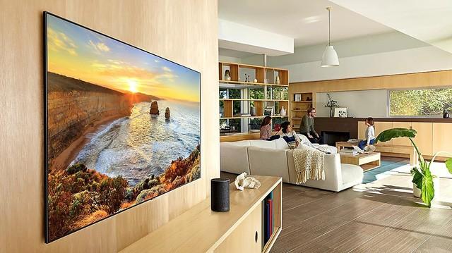 Top 4 TV Samsung màn hình lớn đáng mua ảnh 4