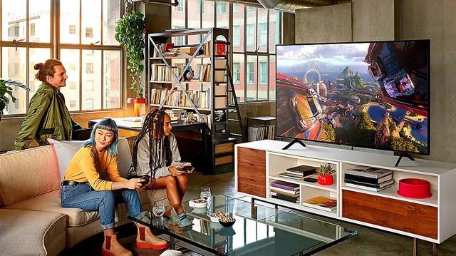 Top 4 TV Samsung màn hình lớn đáng mua ảnh 5