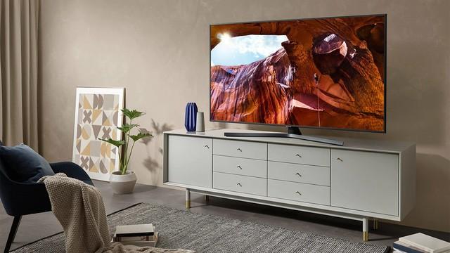 Top 4 TV Samsung màn hình lớn đáng mua ảnh 7