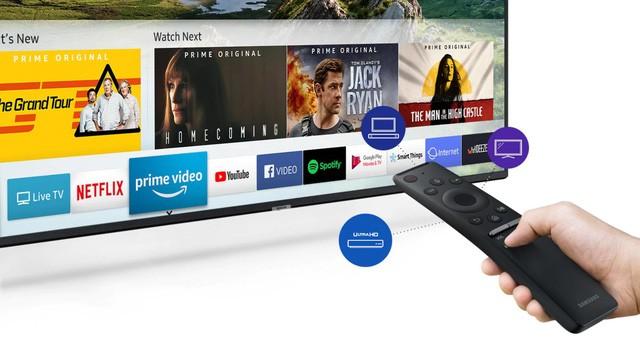 Top 4 TV Samsung màn hình lớn đáng mua ảnh 8