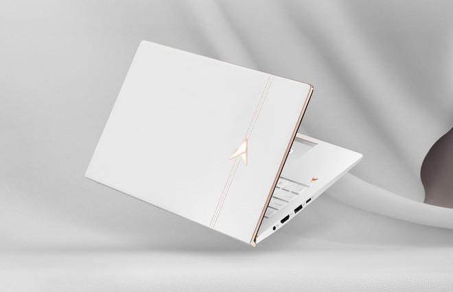 Asus ra mắt chiếc laptop được làm bằng vàng và da để kỉ niệm 30 năm ảnh 2