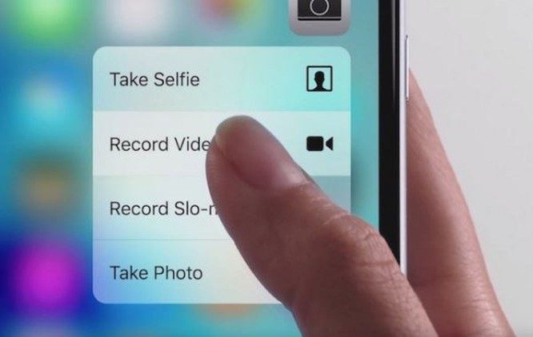 Apple dự kiến bỏ 3D Touch khỏi iPhone 2019, thay thế bằng Haptic Touch ảnh 1
