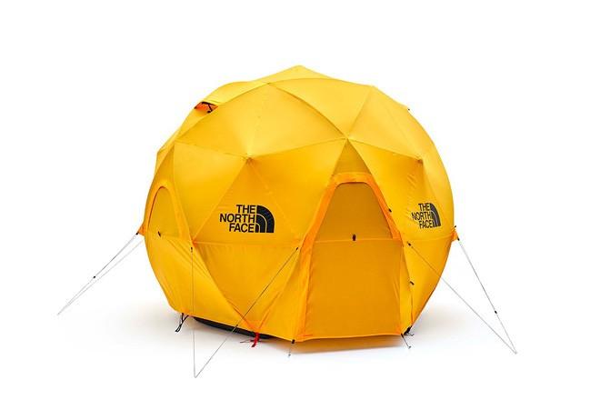 The North Face ra mắt lều trắc địa 46,5 triệu đồng, đủ chỗ cho 4 người, chịu được sức gió gần 100km/h ảnh 1