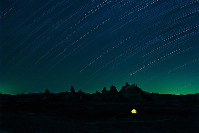 The North Face ra mắt lều trắc địa 46,5 triệu đồng, đủ chỗ cho 4 người, chịu được sức gió gần 100km/h ảnh 4