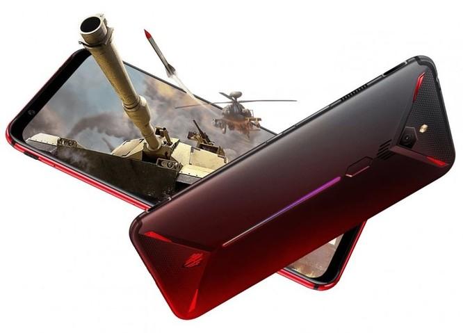 ZTE nubia Red Magic 3 hiện đã có mặt trên toàn cầu ảnh 1