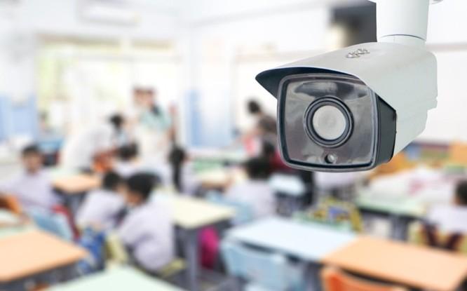 Trường học đầu tiên ở Mỹ triển khai hệ thống camera nhận diện khuôn mặt ảnh 1