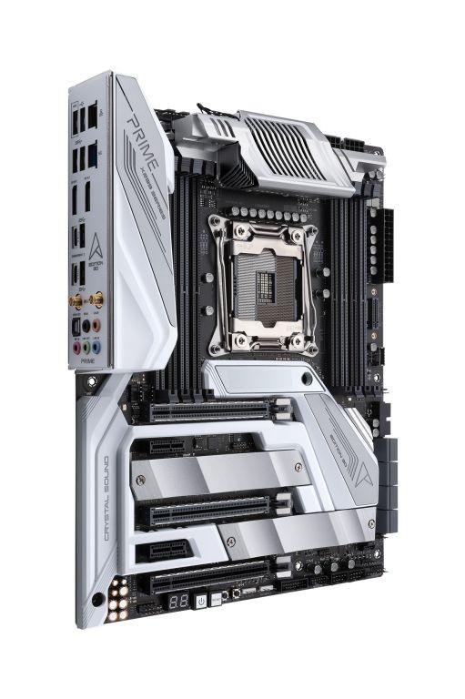 Asus công bố bo mạch chủ Prime X299 phiên bản kỉ niệm 30 năm ảnh 1