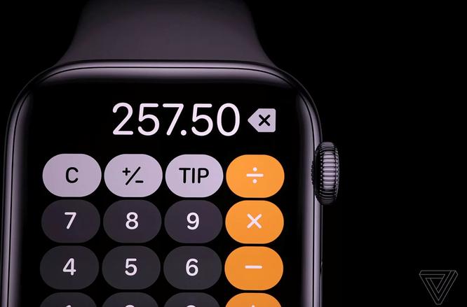 6 cập nhật mặt đồng hồ và App Store cho Apple Watch ảnh 2