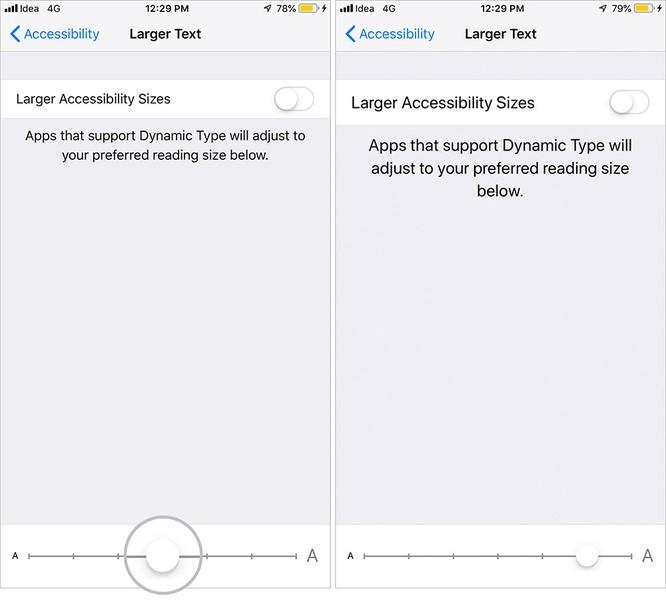 Cách tăng cỡ chữ trên iPhone và iPad để dễ đọc hơn ảnh 4
