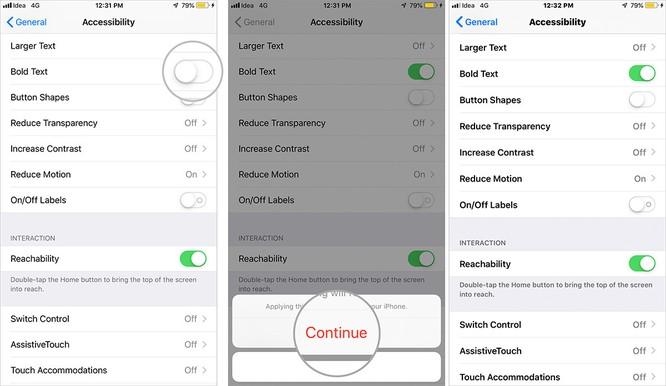 Cách tăng cỡ chữ trên iPhone và iPad để dễ đọc hơn ảnh 6