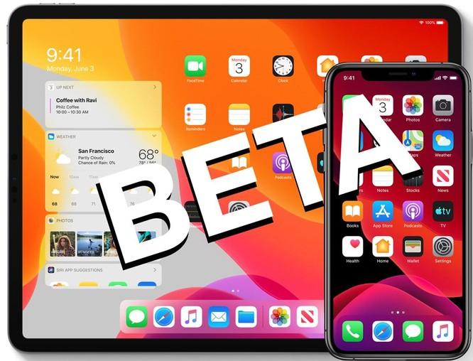 Có nên cập nhật iOS 13 beta 1 và iPadOS beta ngay bây giờ không? ảnh 1