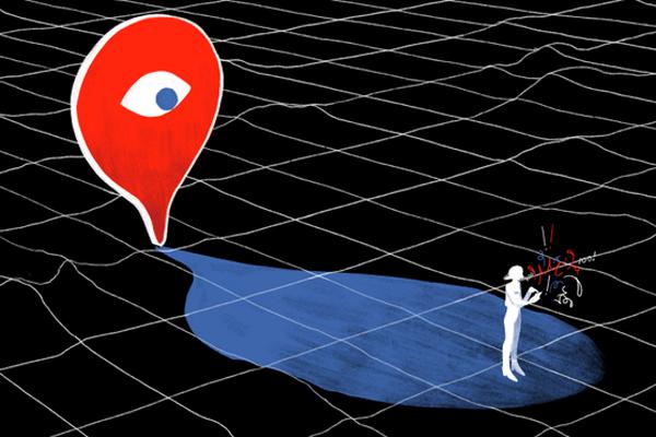 Các ứng dụng trên di động thường đưa ra yêu cầu được tracking (theo dõi). Điều này đặc biệt nguy hiểm bởi các nhà phát triển ứng dụng luôn biết chính xác vị trí của bạn nhờ khả năng định vị, chưa kể quyền ghi âm, truy cập vào danh bạ, bộ nhớ mà bạn đã bị buộc phải đồng ý từ trước đó.