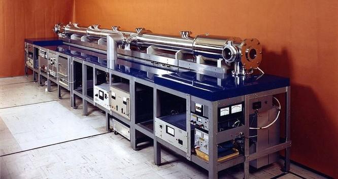 Đồng hồ nguyên tử được NASA chế tạo. Ảnh: NASA.