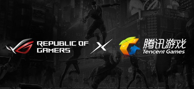 Asus ROG Phone 2 được ra mắt vào tháng 7 với sự hợp tác của Tencent Games ảnh 2