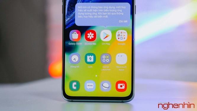 Trên tay Galaxy A80 giá 15 triệu đồng tại Việt Nam ảnh 3