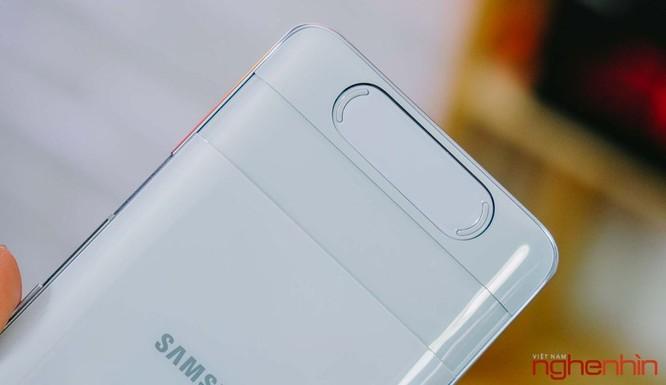 Trên tay Galaxy A80 giá 15 triệu đồng tại Việt Nam ảnh 5