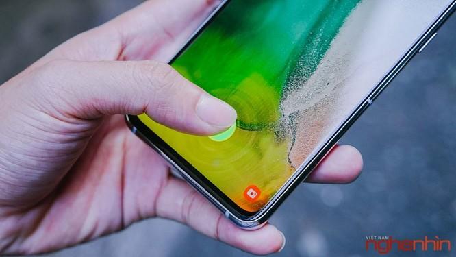 Trên tay Galaxy A80 giá 15 triệu đồng tại Việt Nam ảnh 8