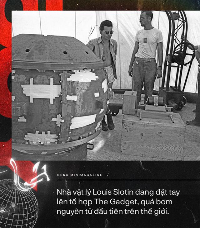 """""""Lõi quỷ"""", trái tim đầy nguyền rủa của quả bom nguyên tử thứ ba thả xuống Nhật Bản ảnh 9"""