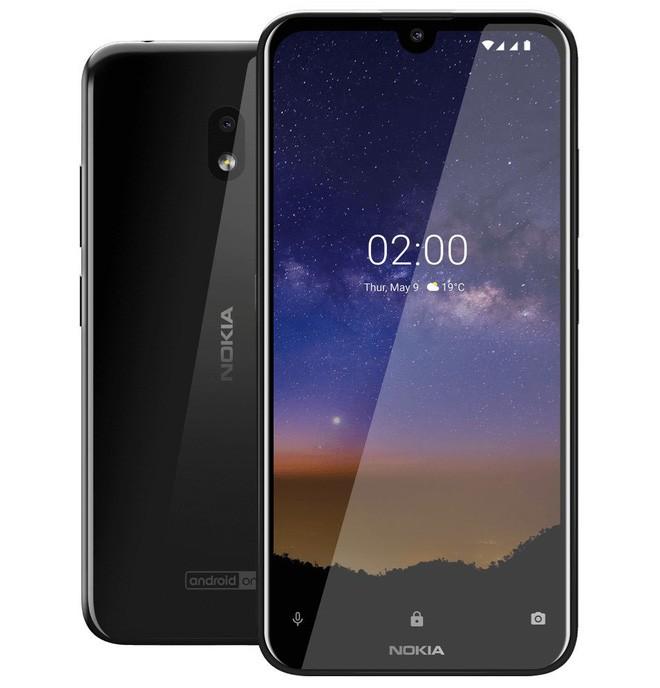 Nokia 2.2 ra mắt, màn hình giọt nước, Android One, pin 3.000mAh, giá chỉ 2.3 triệu đồng ảnh 2