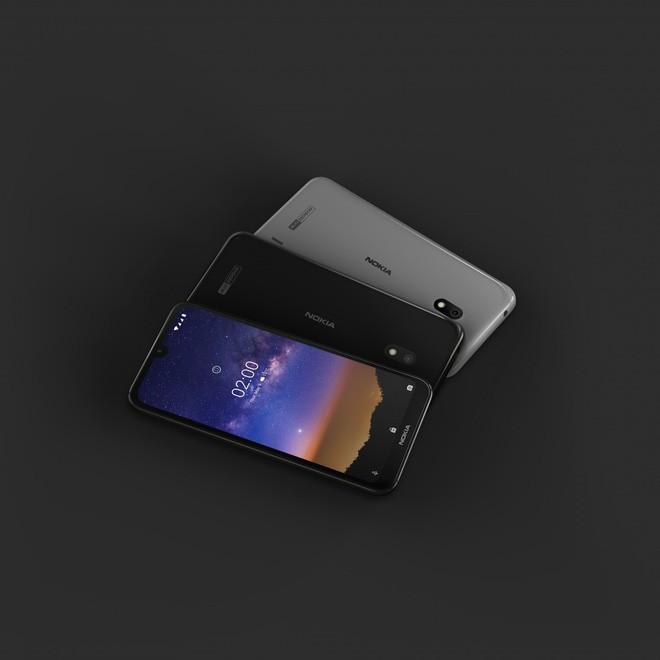Nokia 2.2 ra mắt, màn hình giọt nước, Android One, pin 3.000mAh, giá chỉ 2.3 triệu đồng ảnh 3
