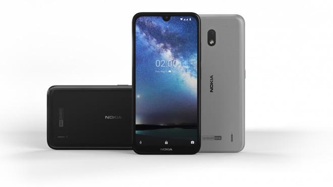 Nokia 2.2 ra mắt, màn hình giọt nước, Android One, pin 3.000mAh, giá chỉ 2.3 triệu đồng ảnh 1