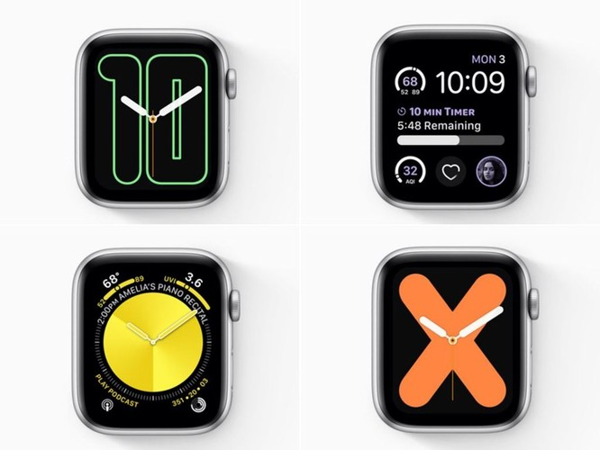 8 tính năng tốt nhất sắp có trên Apple Watch ảnh 1