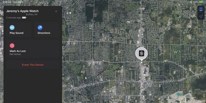 Find My của Apple gặp chống trộm trên Bphone 3 cũng phải 'thua' ảnh 2