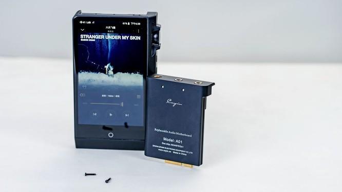 Cayin N6ii/ A01: máy nghe nhạc có khả năng 'hoán đổi thể xác' ảnh 4
