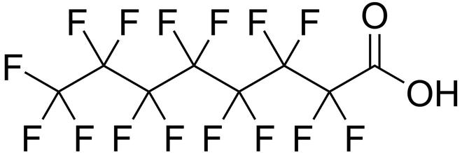 per- and polyfluoroalkyl (PFAS) - hóa chất vĩnh cửu