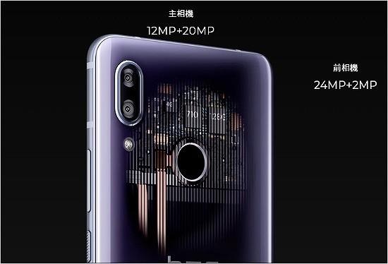 HTC ra mắt U19e và Desire 19+: Tầm trung nhưng ảo tưởng về giá ảnh 2
