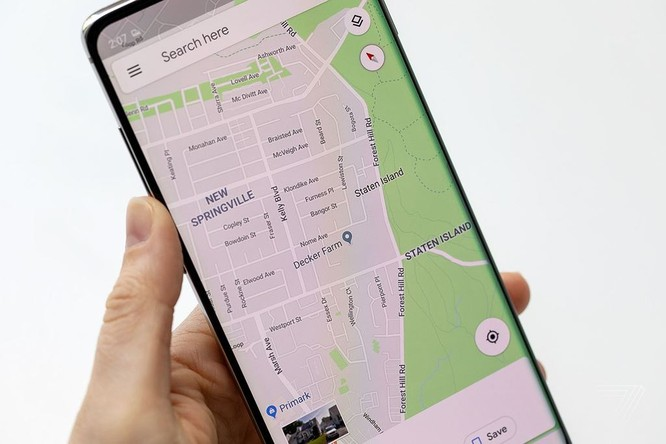 Google Maps đã có thể thông báo tốc độ của xe đang di chuyển trong thời gian thực ảnh 2