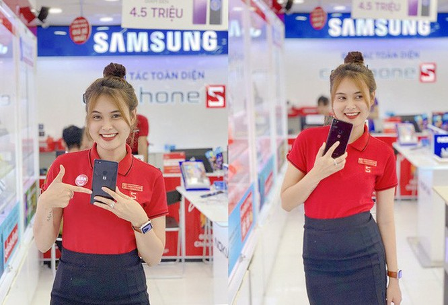 Bên cạnh Hoàng Hà Mobile, CellphoneS cũng là một hệ thống bán lẻ Việt hiếm hoi khác kinh doanh Bphone 3