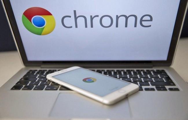 Với tính năng mới, Google Chrome có thể hiện thị mọi website dưới chế độ Dark Mode ảnh 1