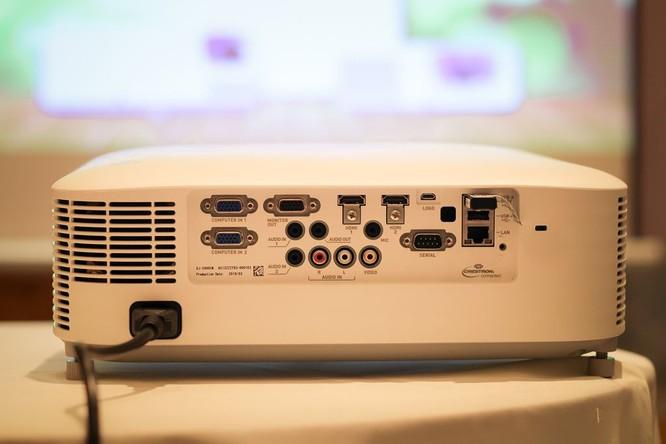 Casio ra mắt máy chiếu ES Series thế hệ mới tại Việt Nam ảnh 2